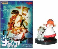 Nadia Secret of Blue Water (Marie and King) Yujin Toho Trading Figure