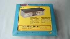 More details for tri-ang model-land rml.37 medium shop single storey tidy and boxed 00 gauge