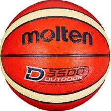 MOLTEN 7d3500 CREMA ARANCIONE OUTDOOR Basket sintetica-Pelle b7d3500