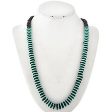 Navajo Necklace Southwest Turquoise Shell Choker