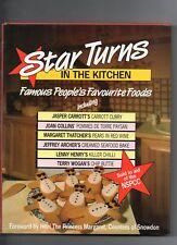 Star Turns In The Kitchen (Hardback 1988)