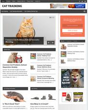 Formation CAT-entièrement équipé créneau commercial Website FOR SALE-Joséphine Friendly