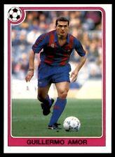 Panini Futbol 92-93 (España) Guillermo Amor no. 106