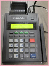 LinkPoint International Aio Lpaio Credit Card Machine and Power Adapter & Cord