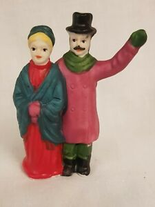 Lemax - Dept 56 - Other. Porcelain Figurine of Mother and Father.