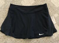 Women's Nike Court Maria Sharapova Tennis Skirt Skort Black Size XS 888188-010