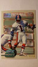 Tradingcard Football NFL Jason Elam Denver Broncos Pro Set 1993