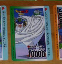 DRAGON BALL Z DBZ AMADA PP PART 18 CARD CARDDASS CARTE 766 MADE IN JAPAN JAP **