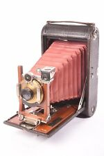 Camera folding Kodak No.4-A model A with Bausch & Lomb rapid rectilinear lens