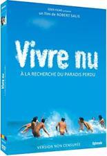 DVD Vivre Nu : A la Recherche du Paradis Perdu + Retour aux Sources