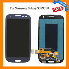 Blue LCD Touch Screen Digitizer For Samsung Galaxy S3 i9300 i747 L710 T999 +Tool