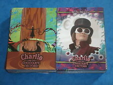 CHARLIE AND THE CHOCOLATE FACTORY Complete Base Set Of 90 Trading Cards Dahl