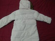 lotto 736 piumino giubetto cappot bambina rosa pallido BLUKINDS 30 mesi 2-3 anni