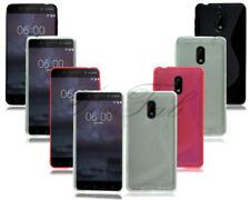 Étuis, housses et coques etuis portefeuilles Pour Nokia 6 pour téléphone mobile et assistant personnel (PDA) Nokia