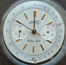 EBERHARD EXTRA - FORT CAL.310-8 - 14000 ORIGINAL DIAL - MOVEMENT RUN
