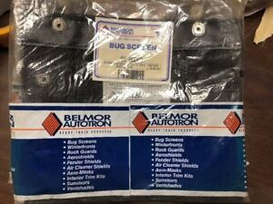 BELMOR BS-86060 BUG SCREEN WESTERN STAR 3800/5900 NEW