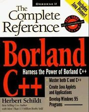 Borland C++: The Complete Reference (Complete Reference Series)