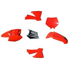 Red Plastics Kit for Ktm 50cc Pit Bikes 2002-2008 Sx Mini Junior Adventure Atv