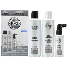"""Nioxin System No.1 """"Trial"""" Kit For natural hair with light thinning w/FreeNailFi"""