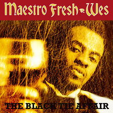 Maestro Fresh-Wes - 'The Black Tie Affair' (CD)
