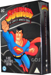 Superman: The Animated Series: Complete Series Boxset [2018] (DVD)