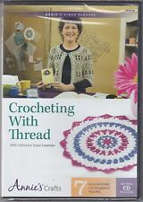 Crocheting with Thread by Susan Lowman DVD from Annie's Video Classics
