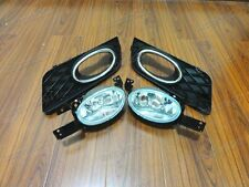 Front Bumper Fog Lamp Lights with Covers Kits For Honda Civic 2012-2013
