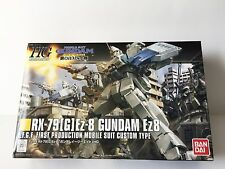 RX-79[G]Ez-8 155 Gundam EFGF First Production Mobile Suit Custom Type NIB