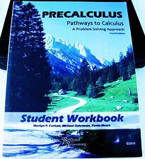Precalcululs A Problem Solving Approach Pathways to Calculus 4th Edition