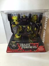 Transformers Autobot Ratchet 2007 Best Buy Exclusive Limited Edition Metallic