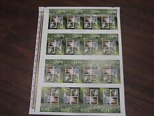 Press Sheet 2009 Kew Gardens Miniature Sheet Uncut Sg Ms2941 Mnh Royal Mail