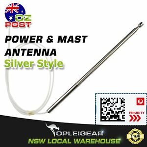 HQ Electric Power Mast Rope Antenna Aerial Rebuild For Landcruiser 100 Series