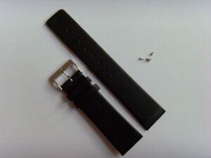 Uhrband Uhrarmband Leder schwarz SKAGEN original 233XXLSLR 233XXLSLB 233XXLSLC