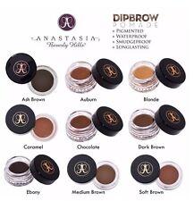 New Anastasia Beverly Hills DIPBROW™ Pomade + #12 Anastasia Duo Brow Brush
