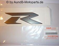 """GSXR 600/750 K8-L0 Emblem """"R"""" 3D Seitenverkleidung/Side Fairing original Suzuki"""