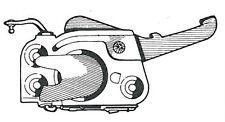 Serratura porta dx Fiat 126