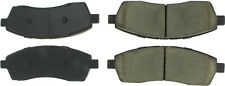 StopTech Disc Brake Pad Set Rear Centric for Ford Excursion, F-250 / 309.07570
