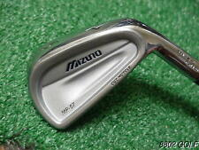 Very Nice Mizuno Mp-57 Forged 6 Iron Dynamic Gold S-300 Steel Stiff