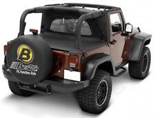 Jeep Wrangler JK Windjammer Windschott Wrap Around Stil Bestop 07-
