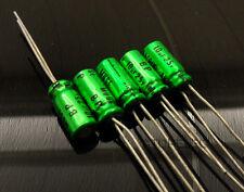 4 un. nuevo NICHICON MUSE BP es (Bi) non-polar Bipolar Hi-fi condensadores 4.7-100uF