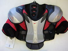 New Nike Air V11 hockey shoulder pads sr Xl senior brand with tags mens vtg ice