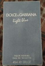 Light Blue by Dolce & Gabbana Eau De Toilette Spray 1.3 oz For Men