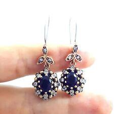 Cardi B Jewelry 925 Sterling Silver Ladies Earrings Hurrem Sultan E2736