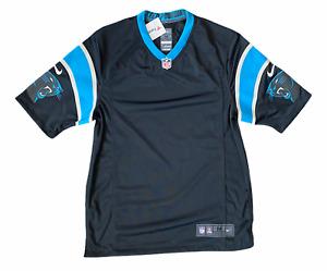 Carolina Panthers NFL Jersey Mens Nike Game Football Plain Jersey - New