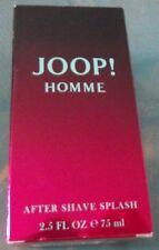 JOOP! HOMME - AFTER SHAVE SPLASH - 75ml BOXED