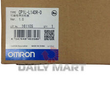 NEW OMRON AUTOMATION AND SAFETY CP1L-L14DR-D PLC PROGRAMMABLE LOGIC CONTROLLER