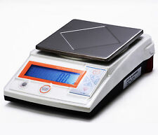 High Precision Balance Scale with 16 Units/ 10,000g x 0.1g / School, Lab Use