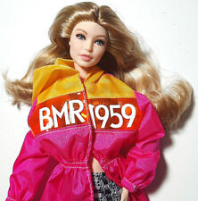 @Mattel Signature Hybrid Barbie GiGi HadidTommy Hilfiger head+Made to move body