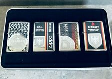 Zippo 2009 Germany 60th Anniversary Limited Edition Set - Only 1000 Made