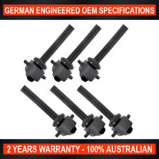 Set of 6 Brand New Ignition Coil Pack for Holden Frontera MX 3.2L